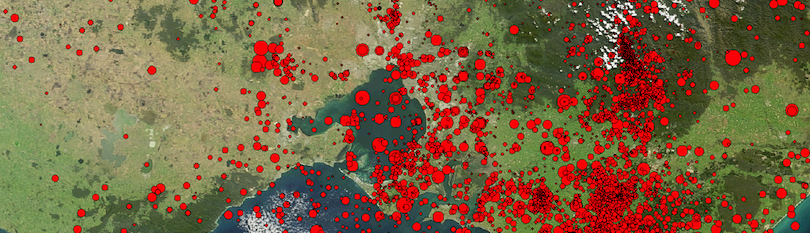 EQ map Victoria