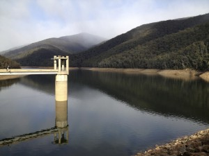 Corin Dam Intake Tower