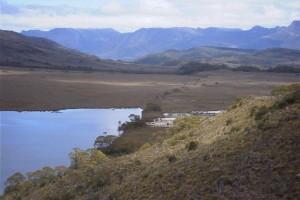 Lake Edgar Fault