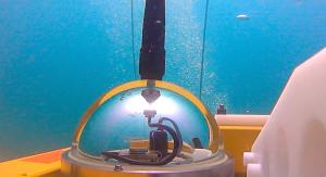 OBS underwater