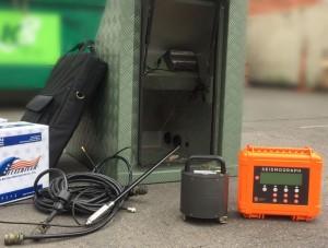 Seismograph Station Equipment