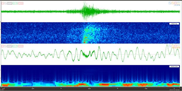 Waves – free earthquake analysis software