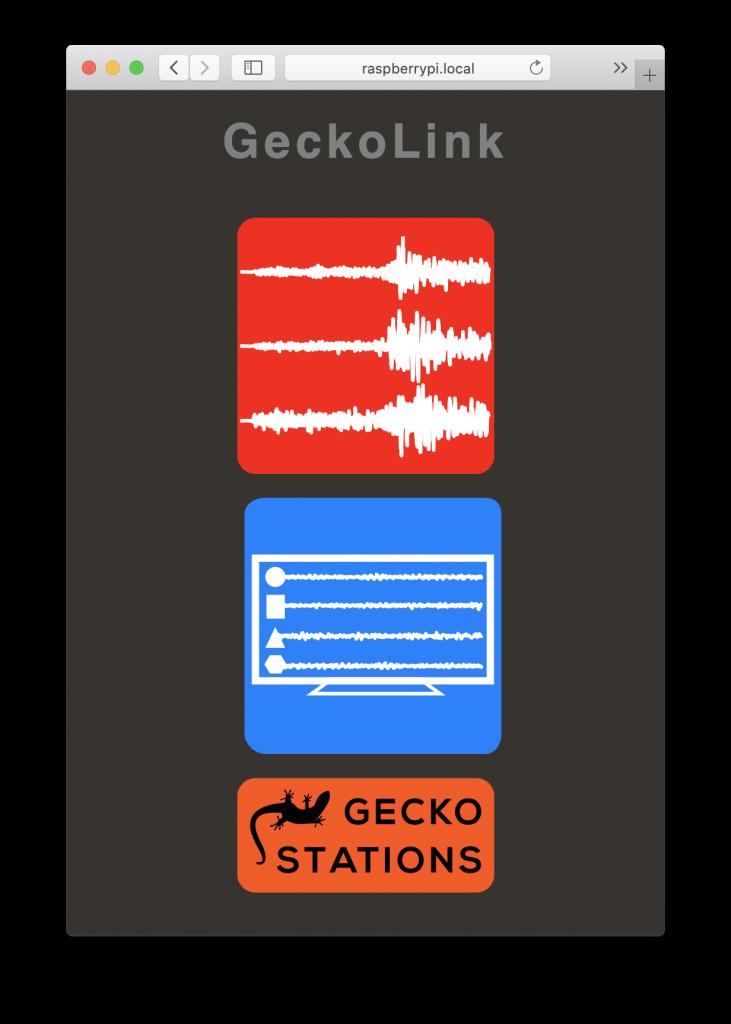 GeckoLink